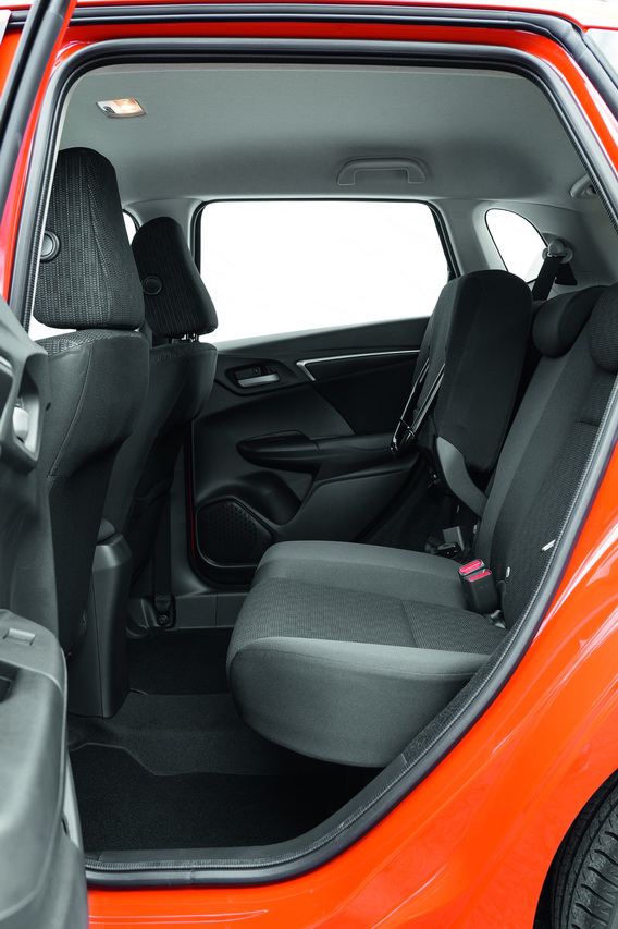 essai honda jazz 2015 m connaissable photo 53 l 39 argus. Black Bedroom Furniture Sets. Home Design Ideas