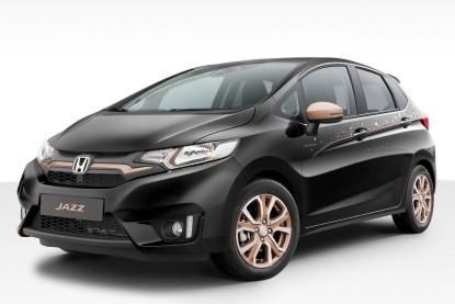 honda jazz spotlight edition une s rie limit e pour le mondial 2016 honda auto evasion. Black Bedroom Furniture Sets. Home Design Ideas