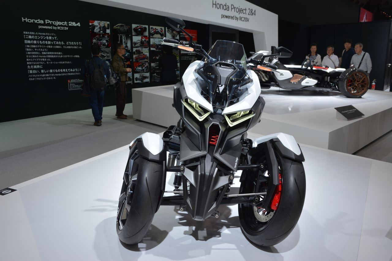 salon de tokyo 2015 honda neowing l 39 argus. Black Bedroom Furniture Sets. Home Design Ideas