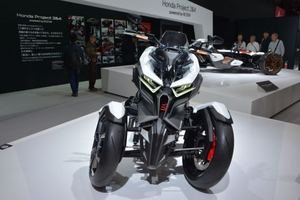Salon De Tokyo 2015 Honda Neowing