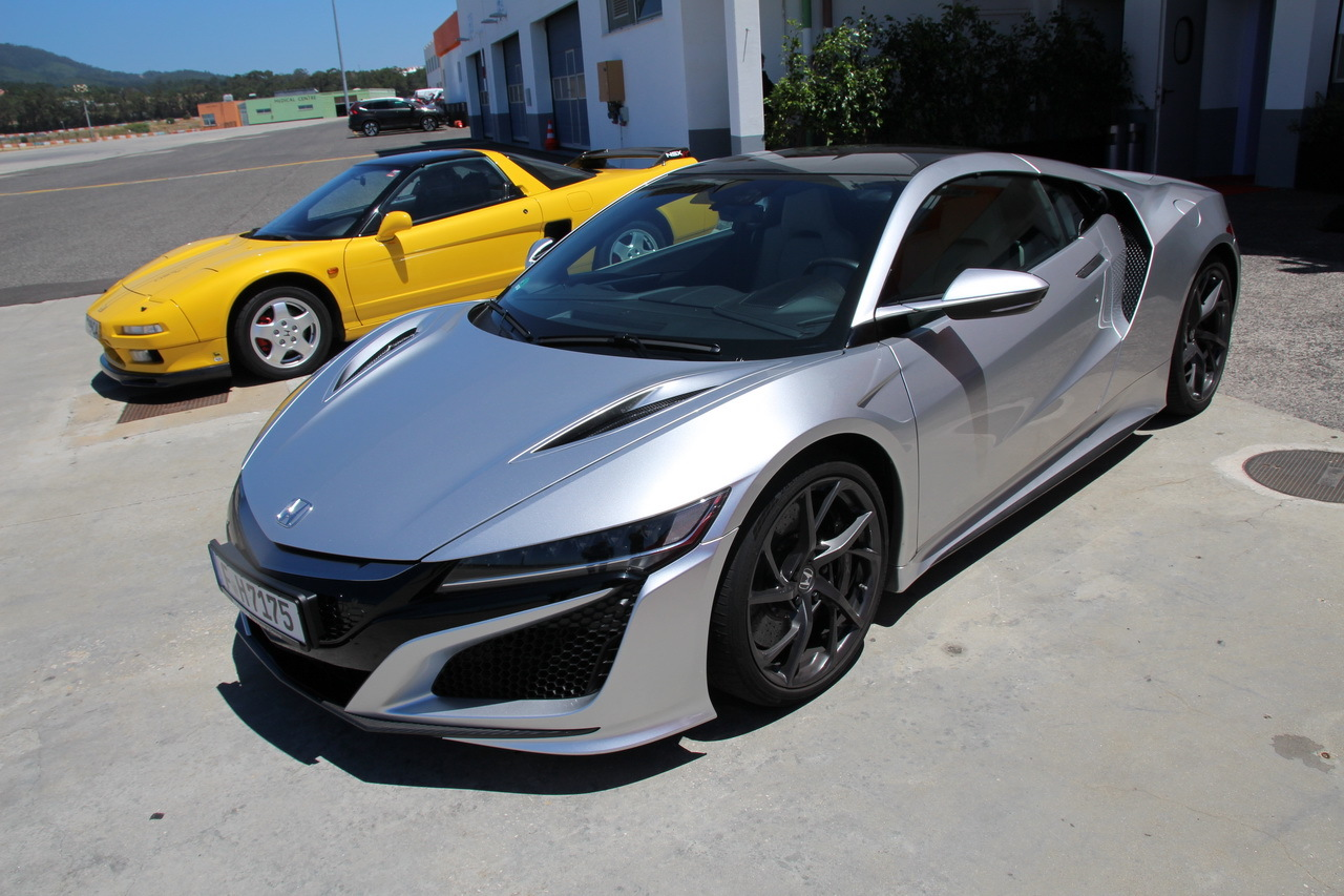 honda nsx le conflit des g n rations en photos photo. Black Bedroom Furniture Sets. Home Design Ideas