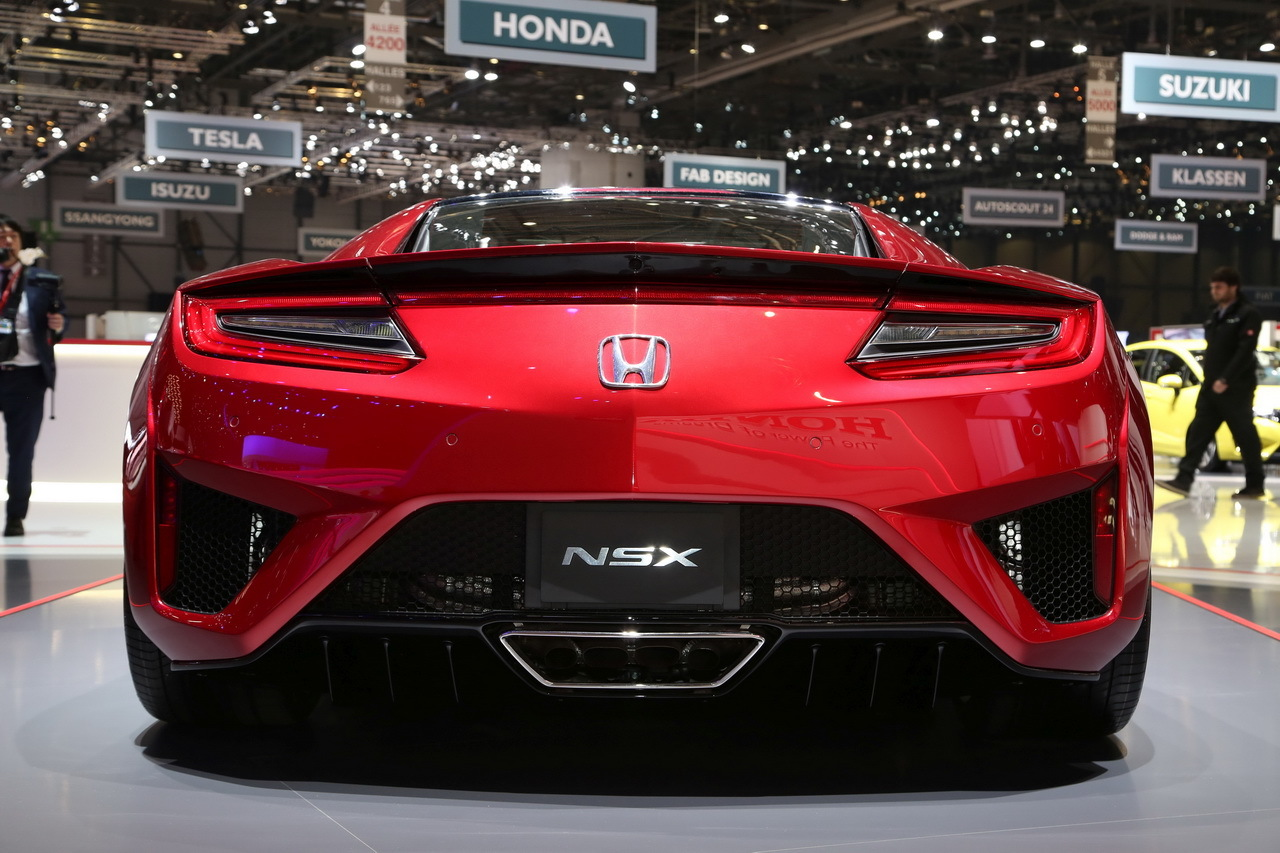 prix honda nsx 2016 le tarif officiel de la supercar honda photo 11 l 39 argus. Black Bedroom Furniture Sets. Home Design Ideas