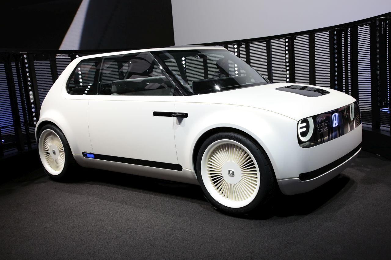 Honda Urban EV Concept : une citadine électrique pour 2019 ...