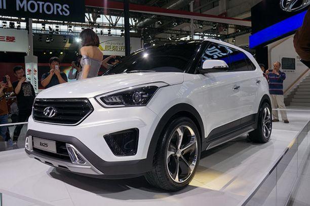 Hyundai Creta Un Nouveau Concurrent Pour Le Renault