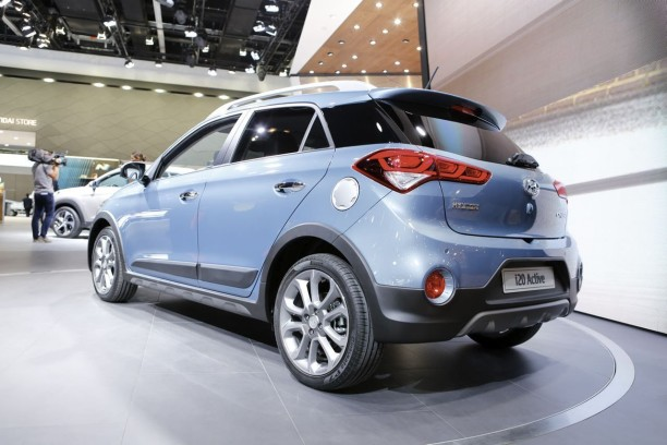 hyundai i20 active sur un air de crossover l 39 argus. Black Bedroom Furniture Sets. Home Design Ideas