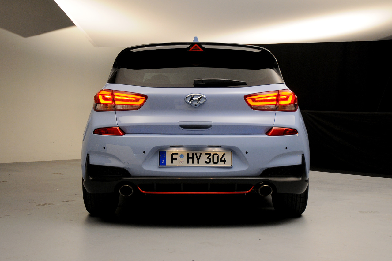 hyundai i30 n nos impressions sur la nouvelle compacte sportive photo 23 l 39 argus. Black Bedroom Furniture Sets. Home Design Ideas