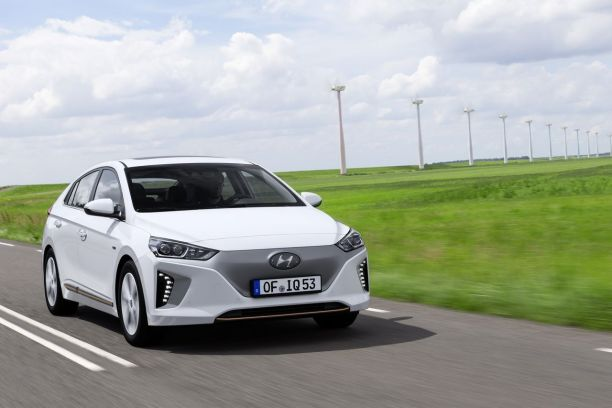 Hyundai Ioniq Electrique Ni Le Bon Format Ni La Bonne