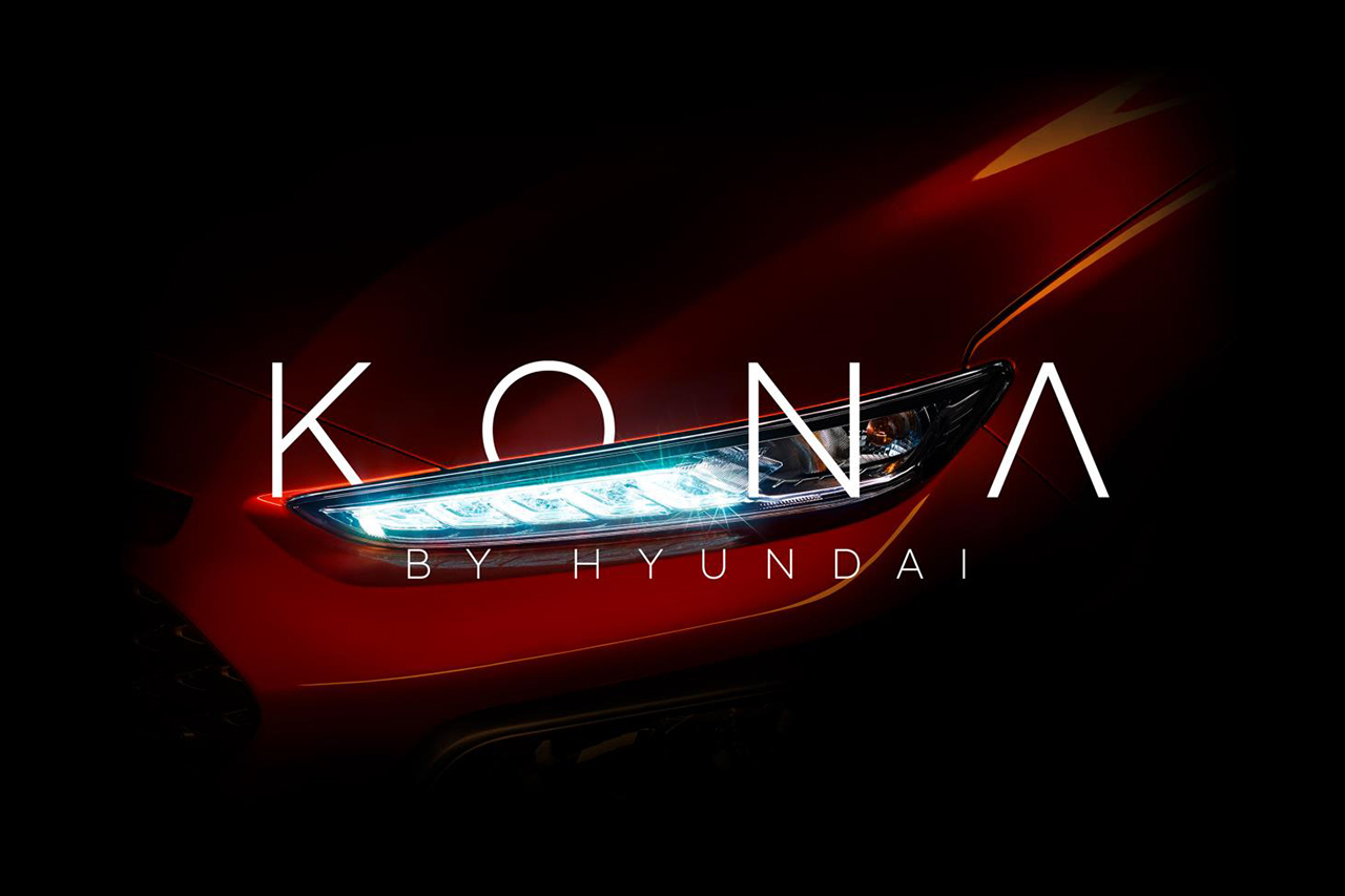 hyundai annonce l 39 arriv e de son crossover urbain kona. Black Bedroom Furniture Sets. Home Design Ideas