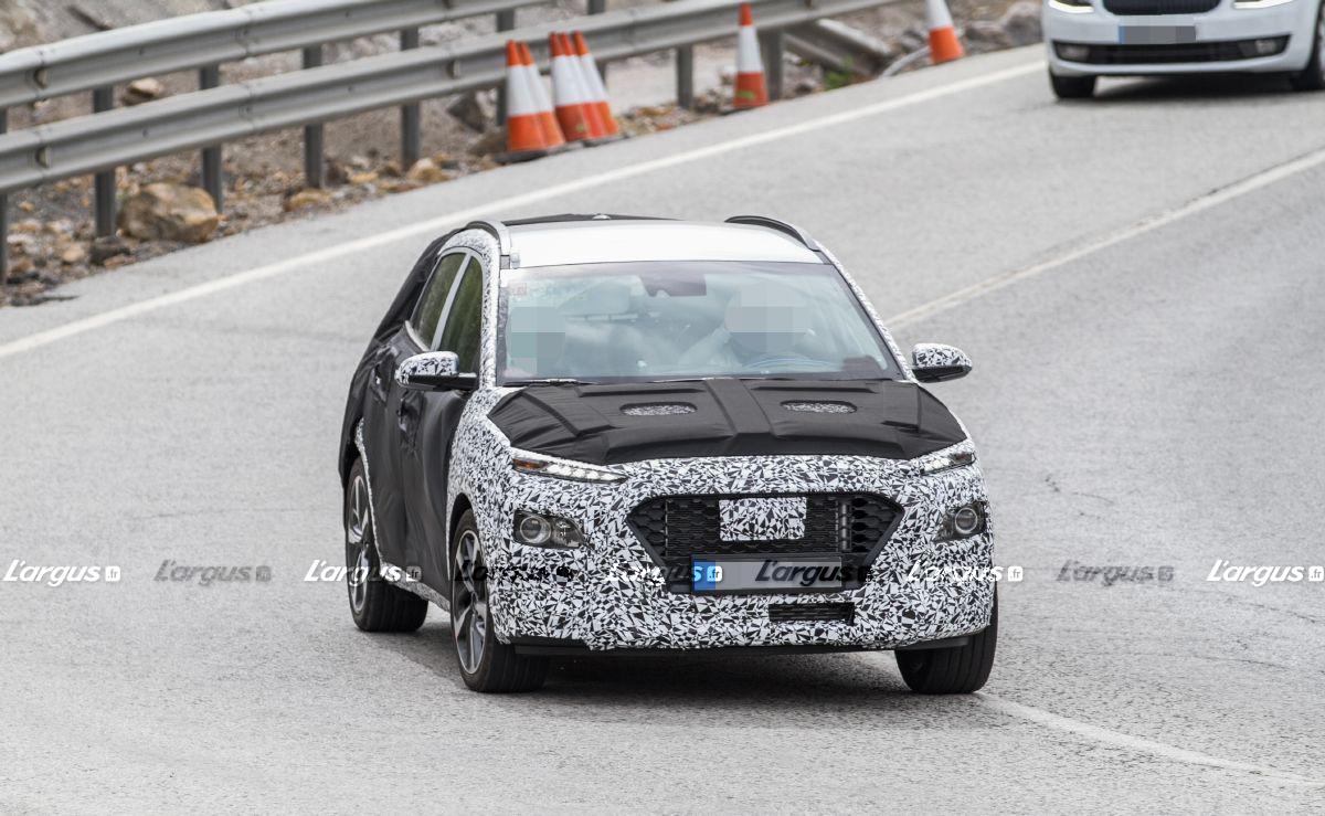 Hyundai Kona : restylage en vue en 2021