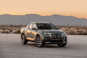 Hyundai Santa Cruz Tucson pick-up 2021