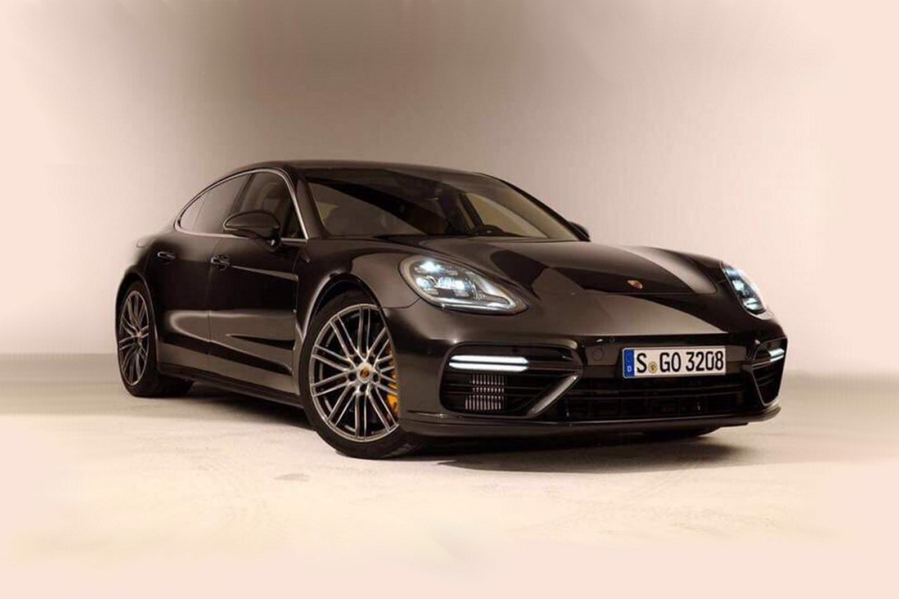 porsche panamera 2016 premiers clich s en fuite pour la panamera 2 l 39 argus. Black Bedroom Furniture Sets. Home Design Ideas