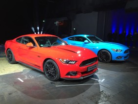 Ford Mustang Black Shadow Edition et Blue Edition