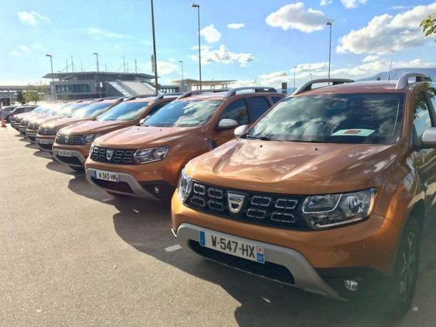 dacia duster 2018 le point sur les d lais de livraison l 39 argus. Black Bedroom Furniture Sets. Home Design Ideas