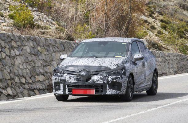 Renault Kadjar 2018 >> Renault Clio 5 (2019). La nouvelle Clio 5 surprise en Espagne - L'argus