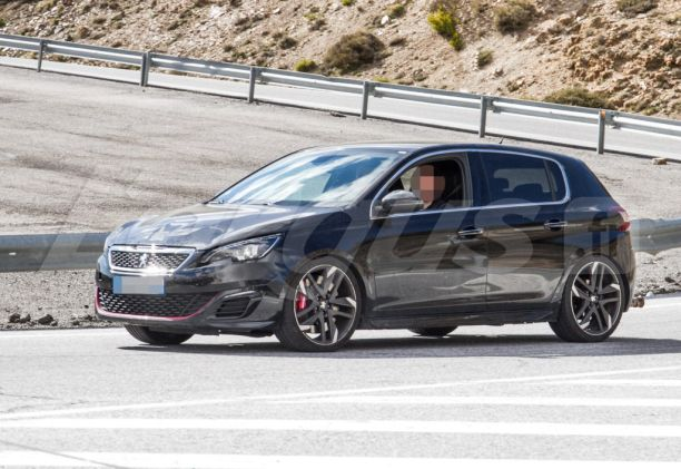 peugeot 308 gti by peugeot sport 2018 arr t de production temporaire l 39 argus. Black Bedroom Furniture Sets. Home Design Ideas