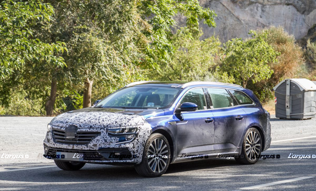 2020 - [Renault] Talisman restylée - Page 10 Img9210