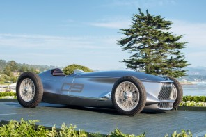 Infiniti Prototype 9 Pebble Beach 2017 3/4 avant