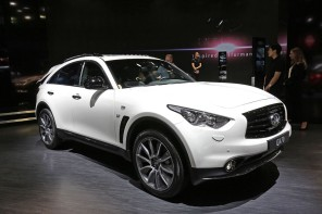 avant Infniti QX70 Ultimate