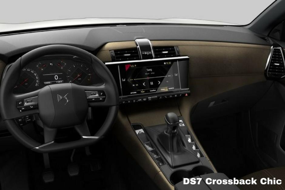 Ds7 Crossback Le Configurateur Du Nouveau Suv Ds Est En