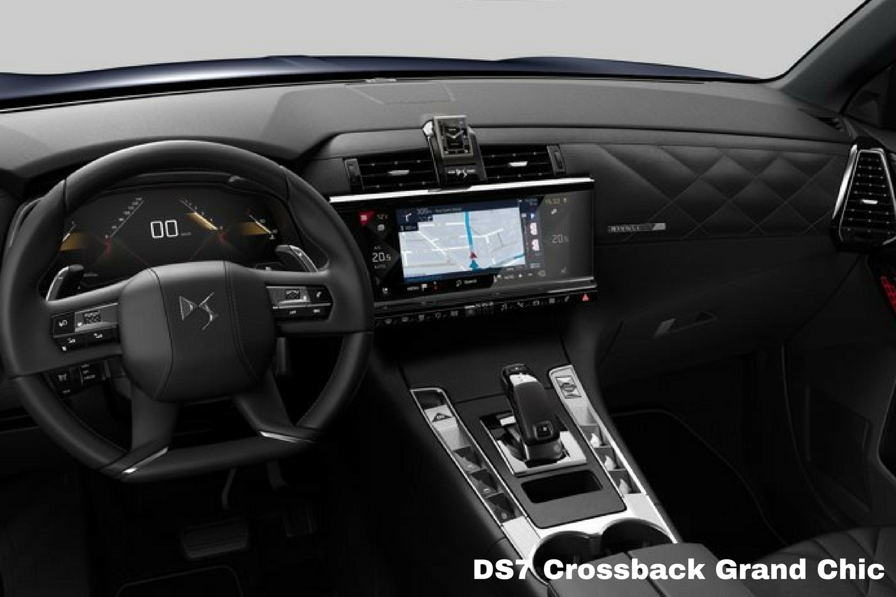 ds7 crossback le configurateur du nouveau suv ds est en. Black Bedroom Furniture Sets. Home Design Ideas