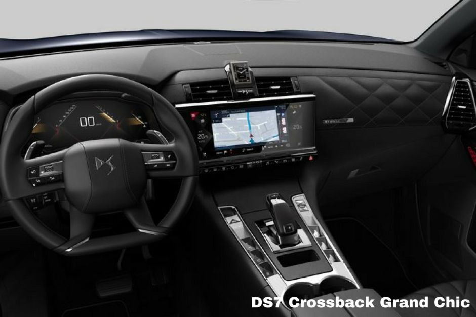 ds7 crossback le configurateur du nouveau suv ds est en ligne photo 9 l 39 argus. Black Bedroom Furniture Sets. Home Design Ideas