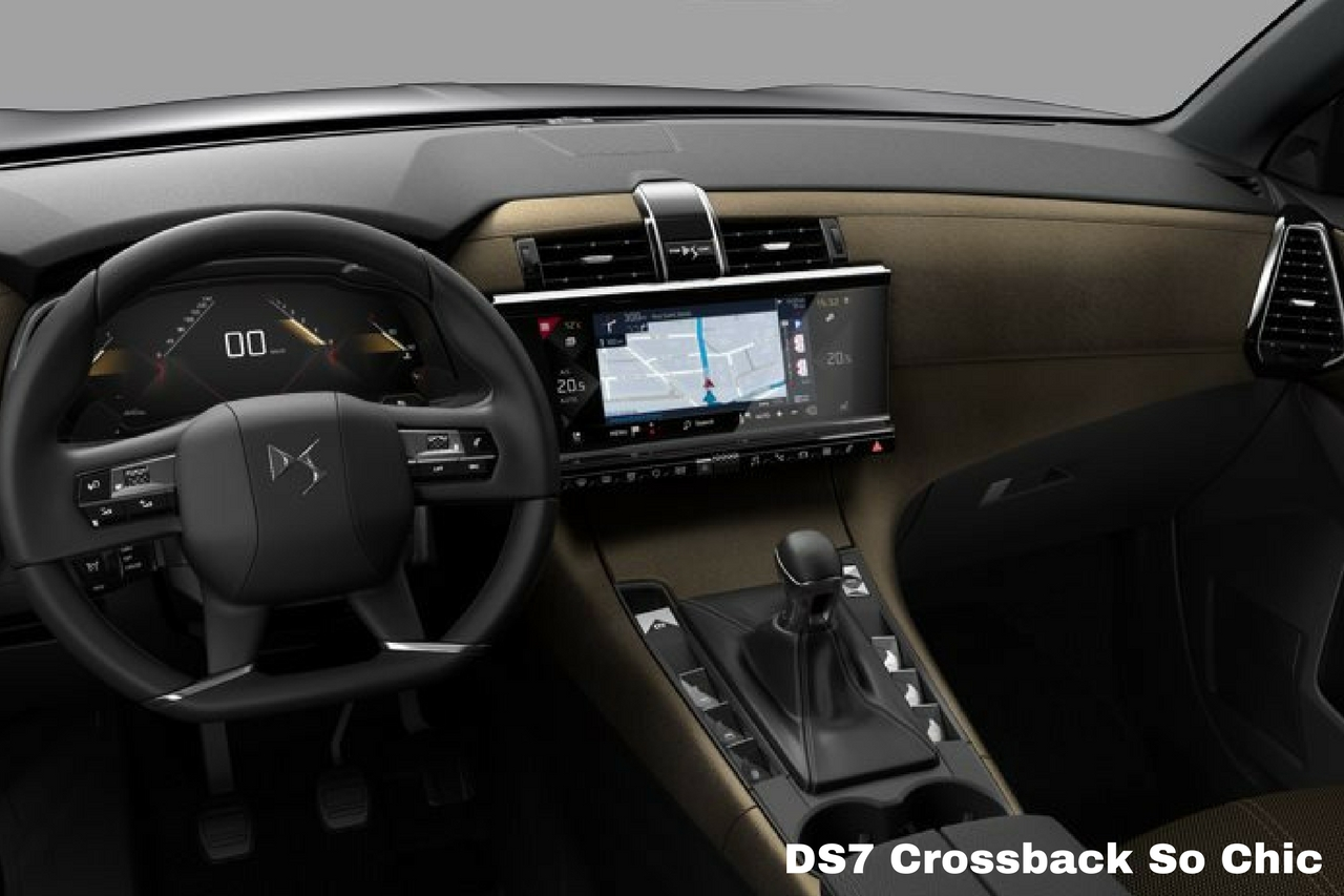 ds7 crossback le configurateur du nouveau suv ds est en ligne photo 7 l 39 argus. Black Bedroom Furniture Sets. Home Design Ideas