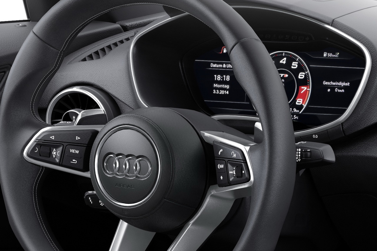 audi tt nouveau audi tt 2014 premi res photos. Black Bedroom Furniture Sets. Home Design Ideas