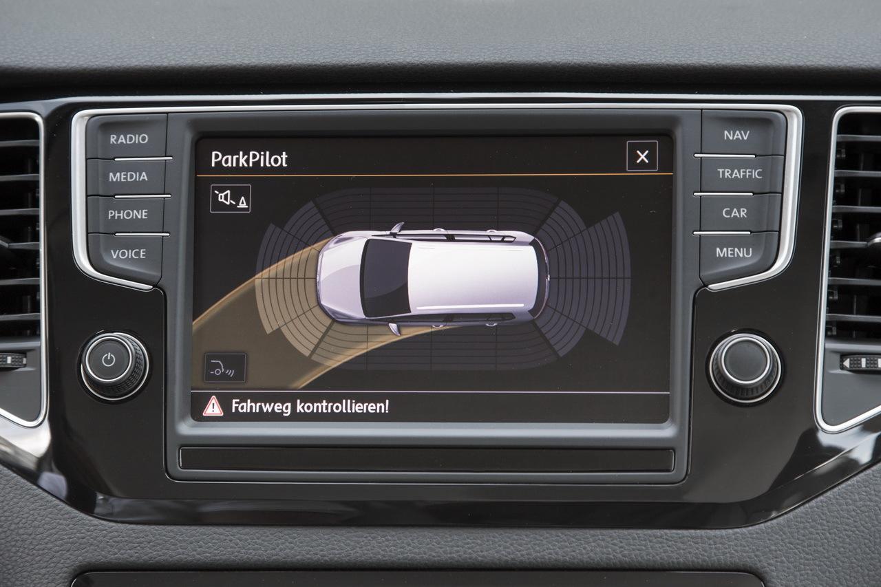 Essai Du Volkswagen Golf Sportsvan Le Monospace Nouveau