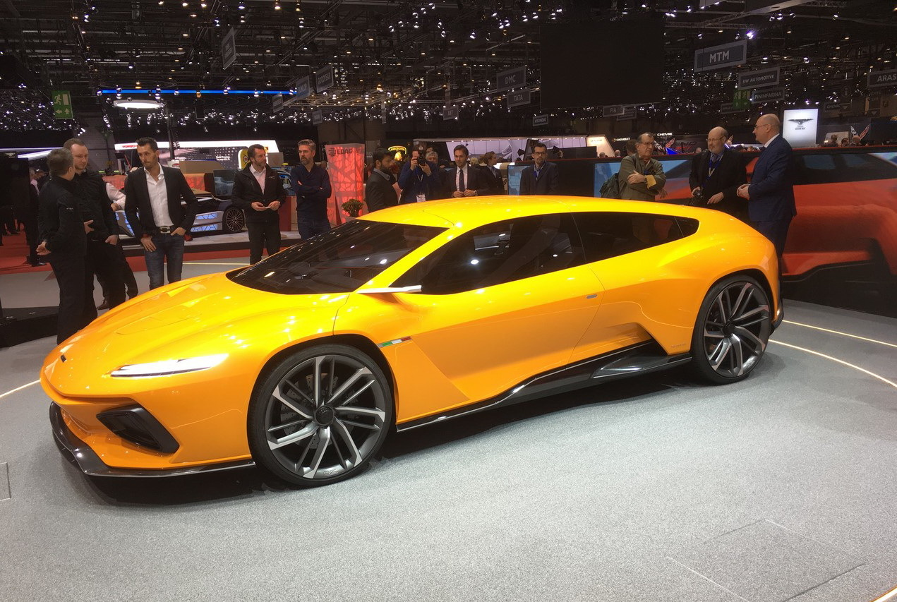 Salon de gen ve 2017 italdesign lance une marque for Salon de l auto geneve tarif