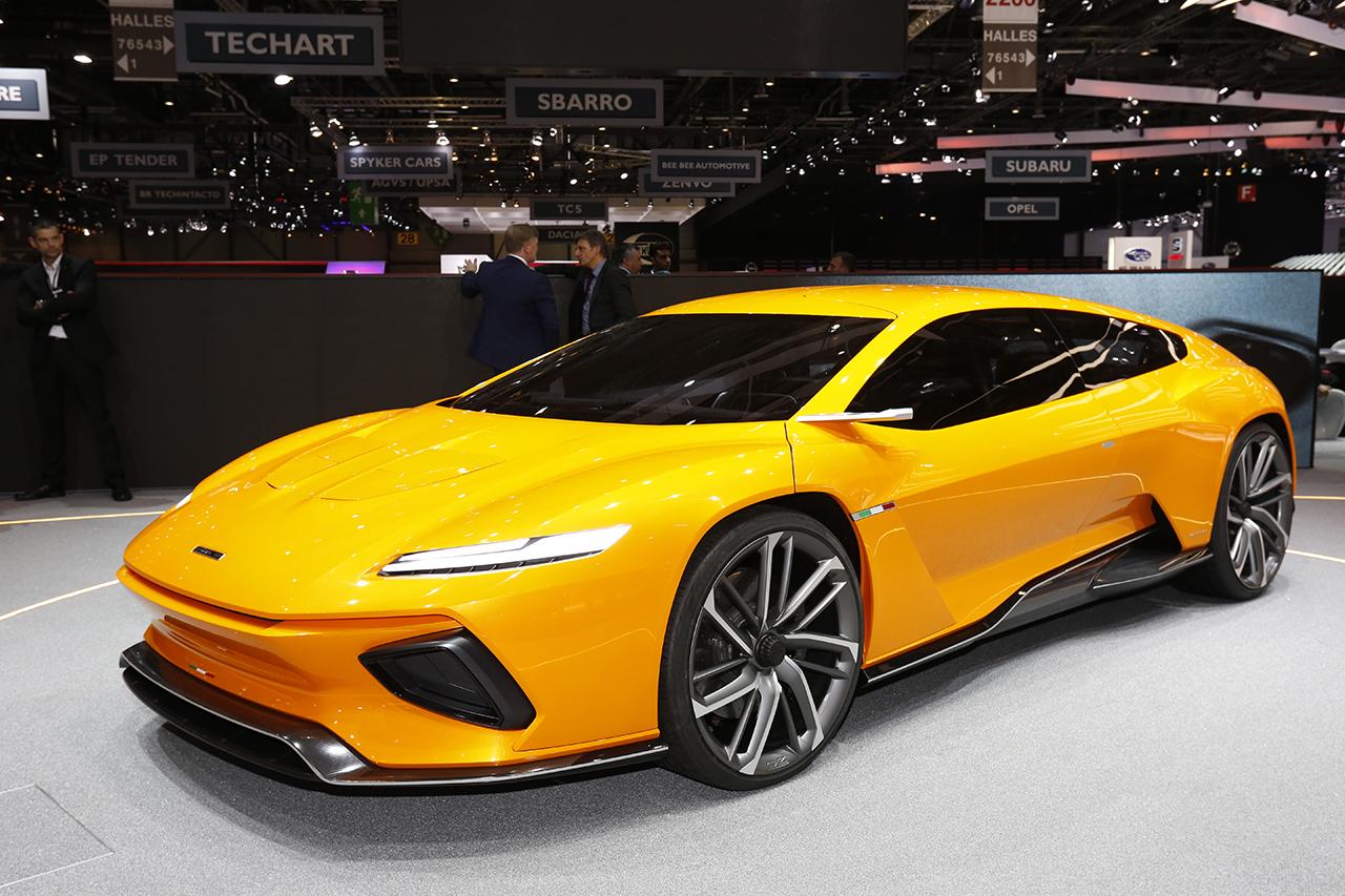 Top des plus beaux concept cars du salon de gen ve 2016 - Salon auto geneve tarif ...
