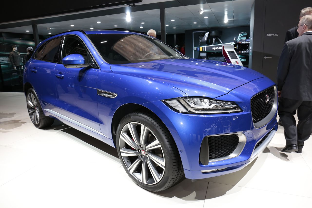 jaguar un petit suv e pace et un f pace svr en approche photo 1 l 39 argus. Black Bedroom Furniture Sets. Home Design Ideas
