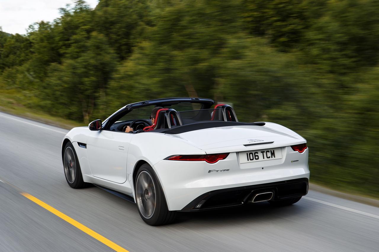 essai jaguar f type roadster 2 0 turbo quatre pattes de velours photo 10 l 39 argus. Black Bedroom Furniture Sets. Home Design Ideas
