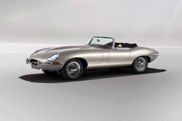 jaguar type e : la version électrique sera produite - l'argus
