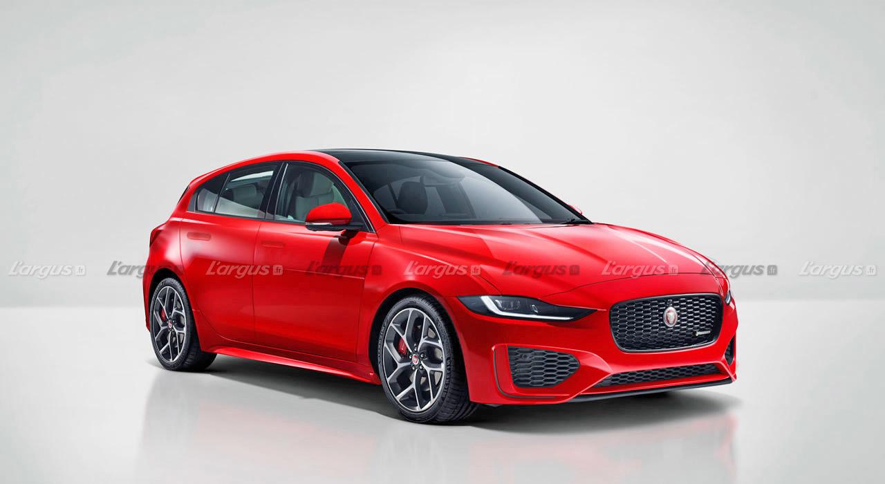 Jaguar prépare une rivale de la Mercedes Classe A ?