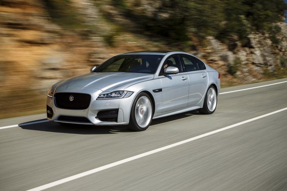 essai jaguar xf 2015 le test de la version diesel de 180 ch photo 10 l 39 argus. Black Bedroom Furniture Sets. Home Design Ideas