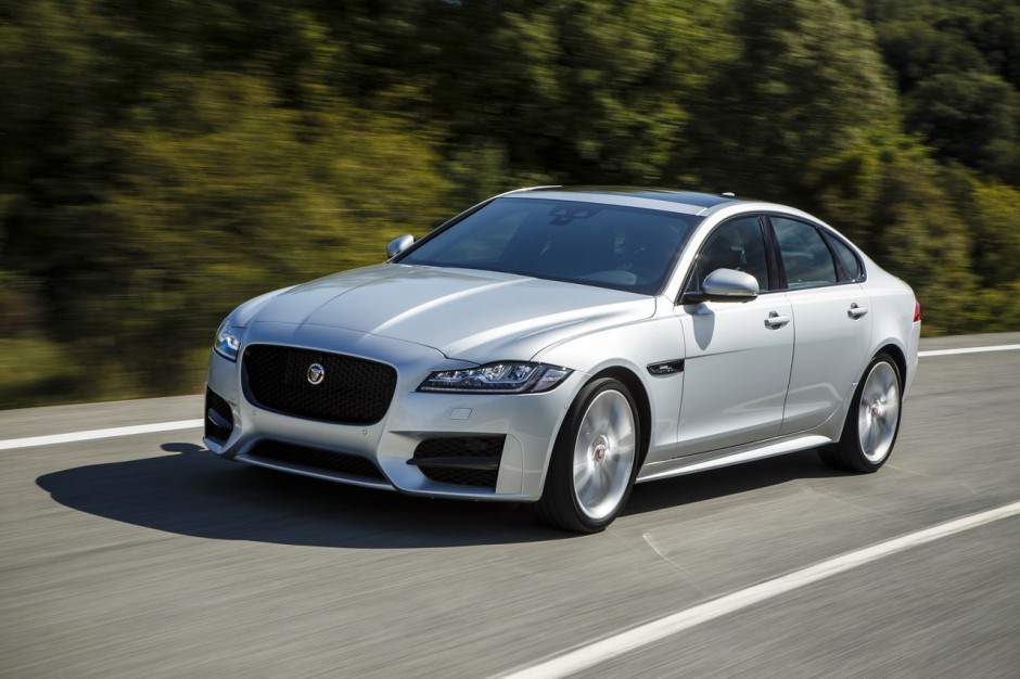 essai jaguar xf 2015 le test de la version diesel de 180 ch photo 17 l 39 argus. Black Bedroom Furniture Sets. Home Design Ideas