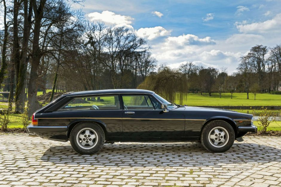 jaguar xj s lynx eventer un classique du break de chasse en vente photo 17 l 39 argus. Black Bedroom Furniture Sets. Home Design Ideas