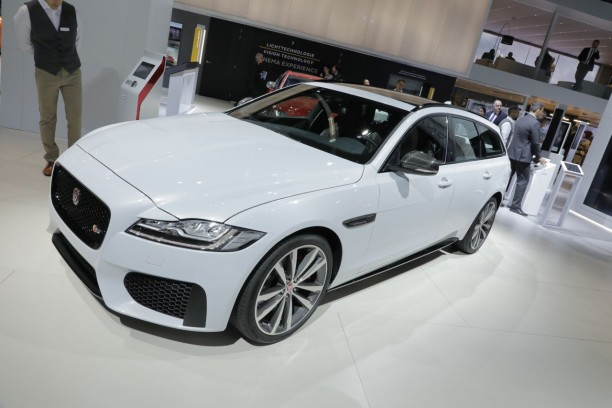 jaguar xf sportbrake 2017 un break en classe affaires l 39 argus. Black Bedroom Furniture Sets. Home Design Ideas