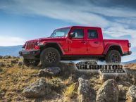 Jeep Gladiator : le nouveau pick-up en fuite