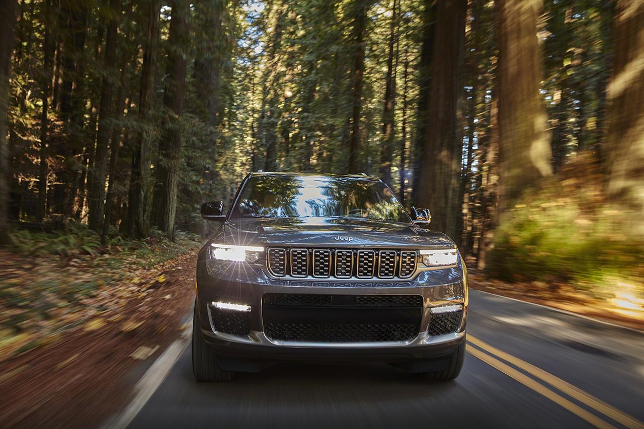 jeep grand cherokee 2021  des infos sur le futur grand
