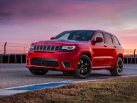 Jeep Grand Cherokee Trackhawk : le plus performant des SUV
