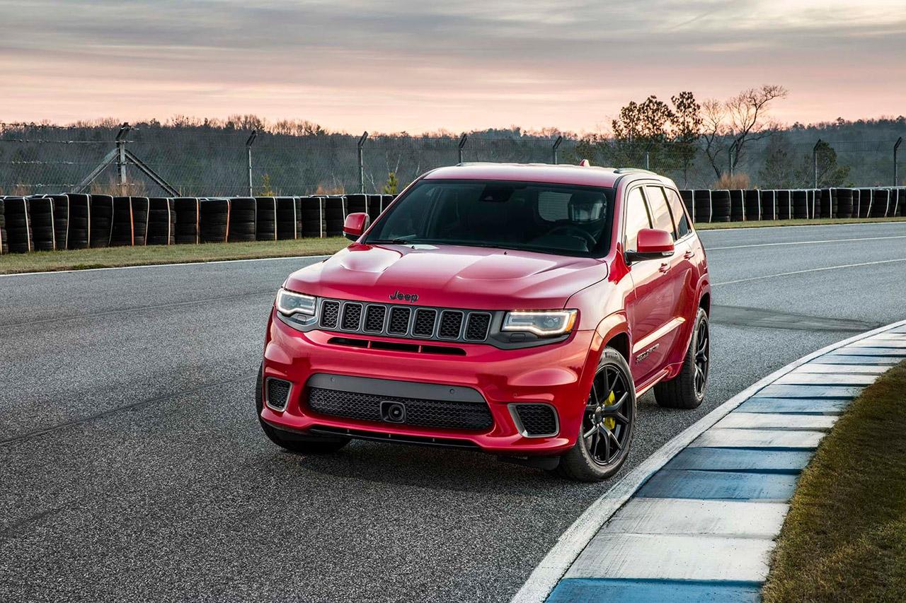 Jeep Grand Cherokee (2021) : la version 7-places dévoilée ...