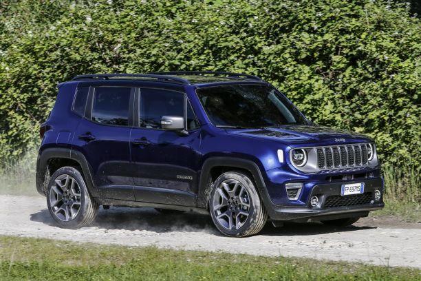 prix jeep renegade 2018 les tarifs et quipements du mod le restyl l 39 argus. Black Bedroom Furniture Sets. Home Design Ideas