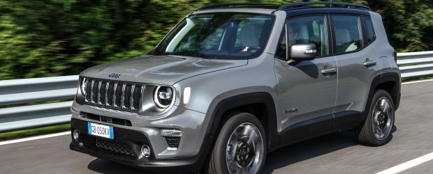 Jeep Rengade hybride rechargeable essai