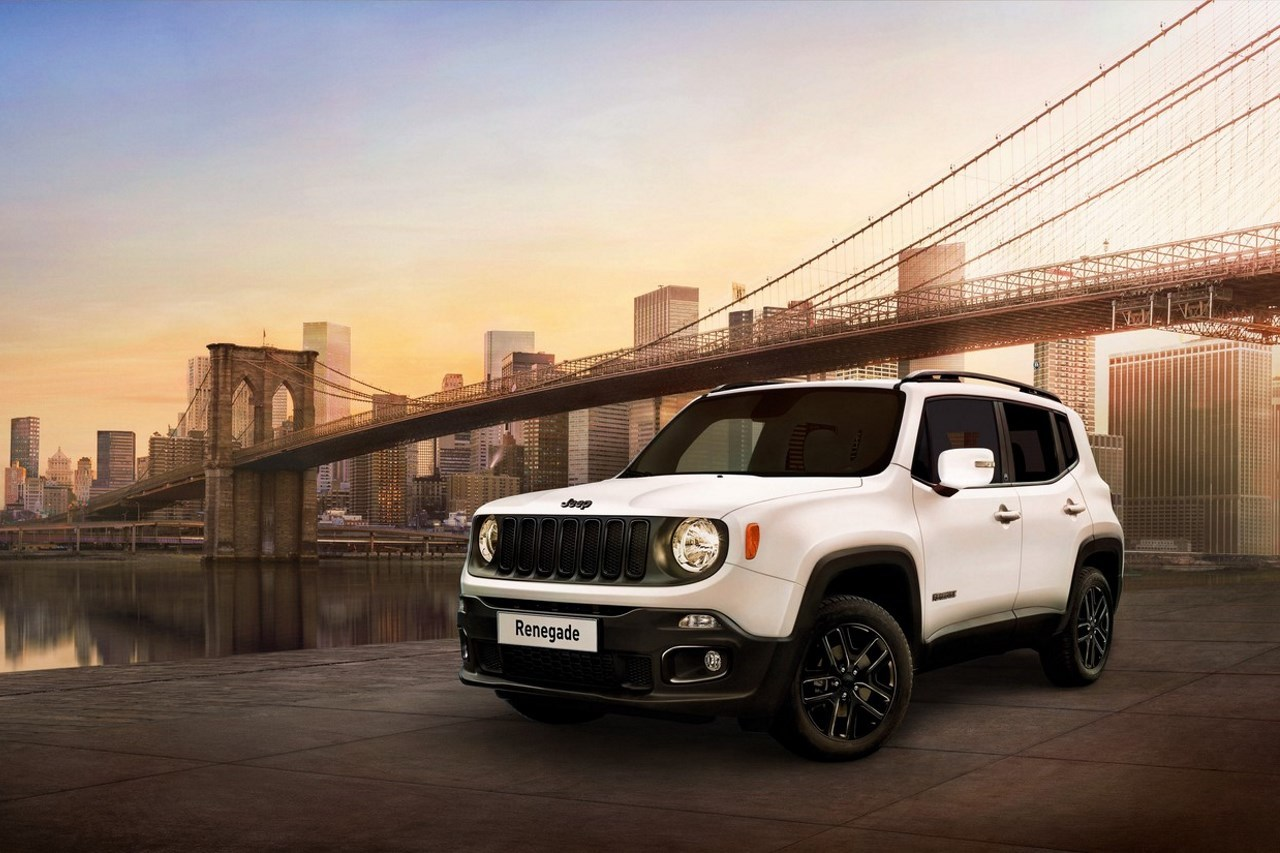 Lexus Of Brooklyn >> Genève 2016. Une série spéciale Jeep Renegade Brooklyn Edition