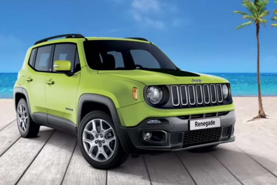 jeep renegade south beach edition une s rie sp ciale qui sent l 39 t photo 1 l 39 argus. Black Bedroom Furniture Sets. Home Design Ideas