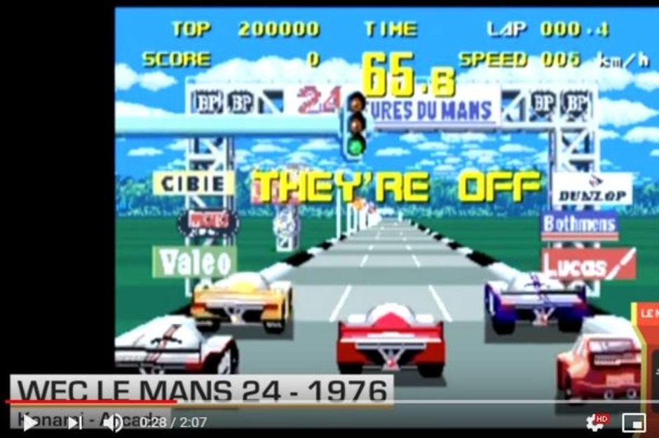 Les 24H du Mans en jeux vidéos depuis 1976 - Photo #3 - L'argus