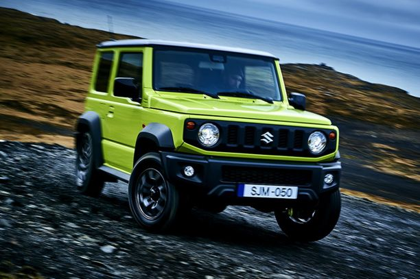 suzuki jimny 2018 infos moteur tout sur la version europ enne l 39 argus. Black Bedroom Furniture Sets. Home Design Ideas