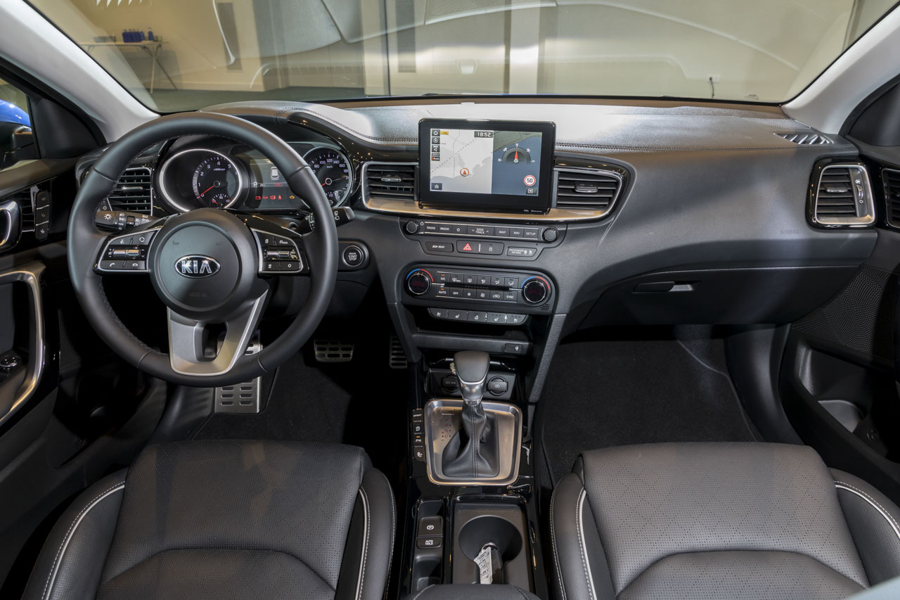 nouvelle kia ceed 3 2018 l 39 argus d j bord photo 17 l 39 argus. Black Bedroom Furniture Sets. Home Design Ideas