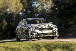 Action AV Kia CEED 2018 Prototype
